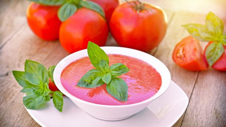 tomatenkaltschale