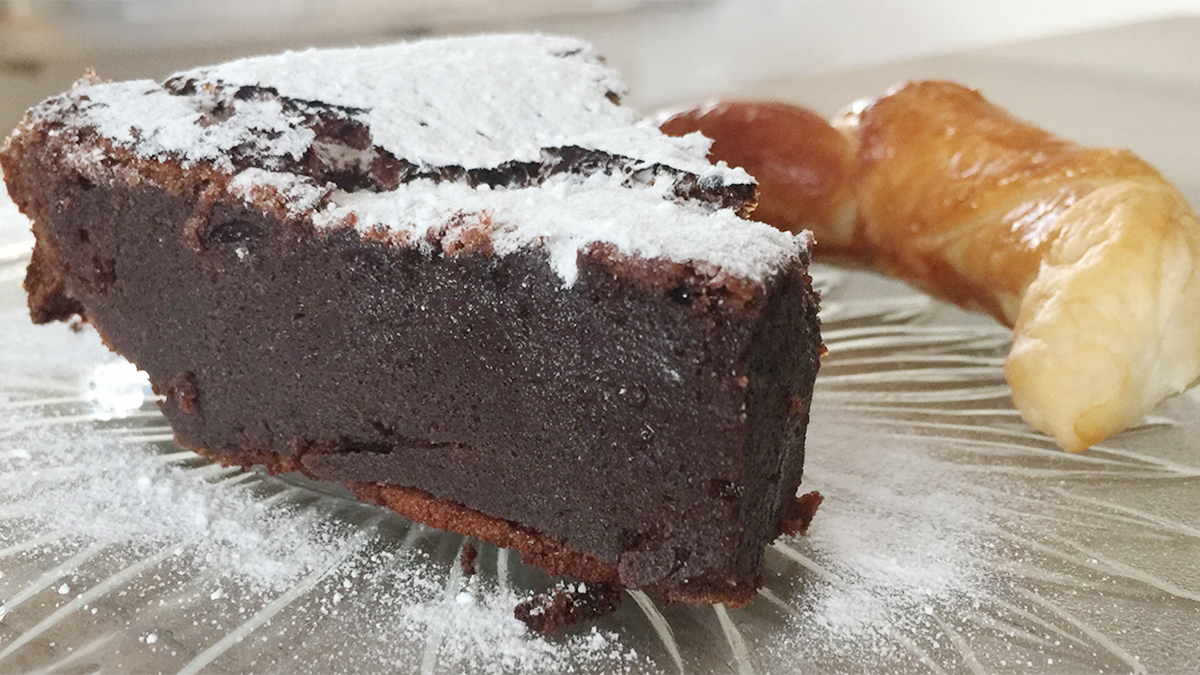 Schokoladenkuchen Muttertag backen vzug blog