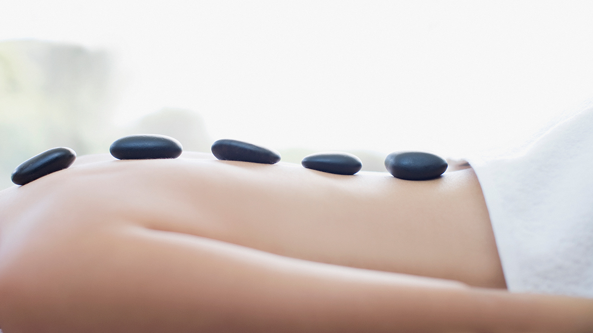 Wellness blog vzug com Steamer hot stone