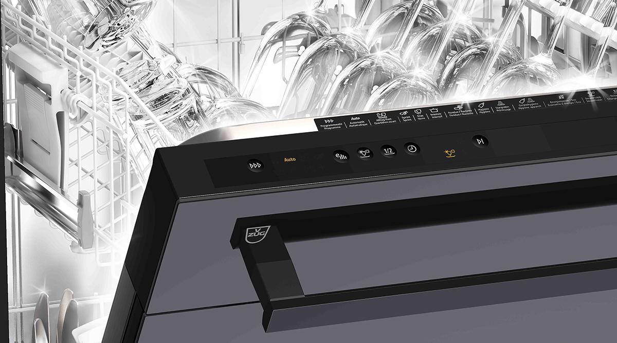 Expertentalk Sauberes Geschirr auf Knopfdruck Geschirrspüler V-ZUG AG