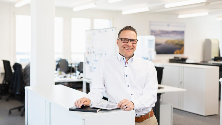V-ZUG AG Ralph Buser Product Manager