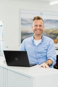 Daniel Betschart, Product Manager, V-ZUG AG