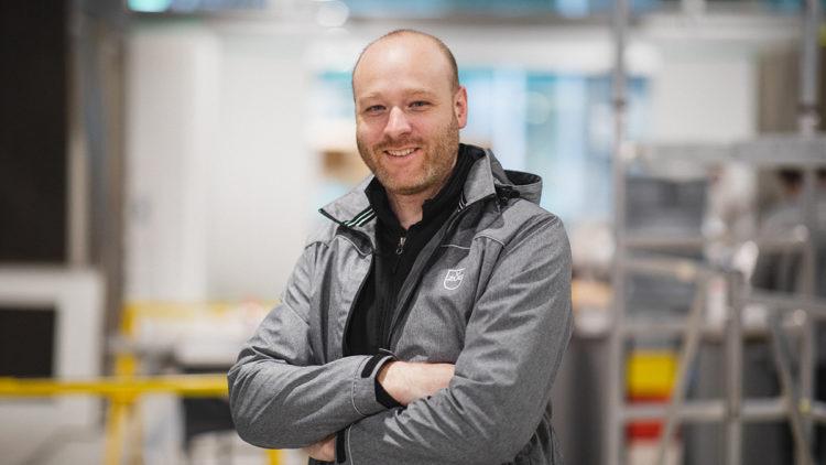 Benjamin Baumli V-ZUG Swissbau 2020