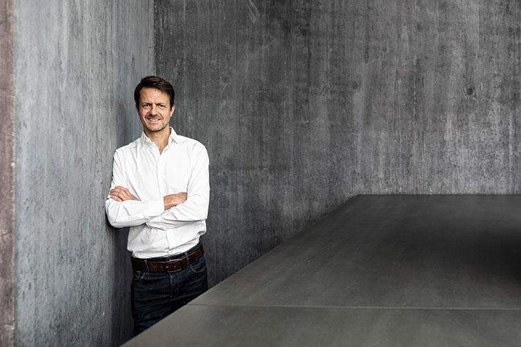 Martin von Freeden, Leiter Designteam Blog V-ZUG