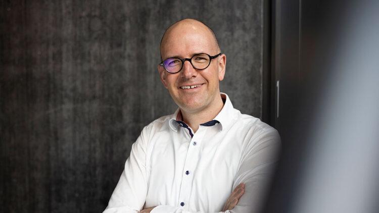 Roy Keller, Gesamtprojektleitung der Excellence Line von V-ZUG
