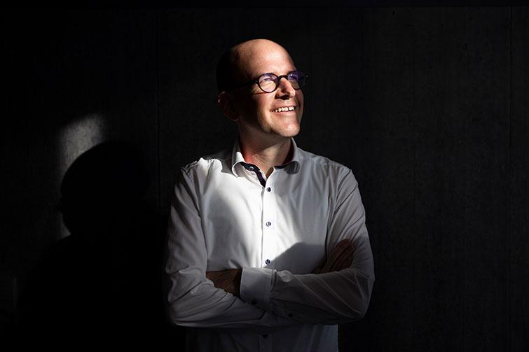 Roy Keller, Gesamtprojektleitung der Excellence Line V-ZUG