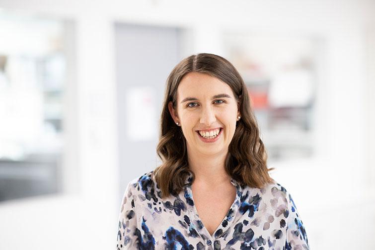Johanna Seifried, Lebensmittelingenieurin bei V-ZUG