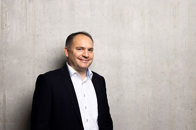 Geschäftsführer V-ZUG Kühltechnik AG Andreas Albrecht
