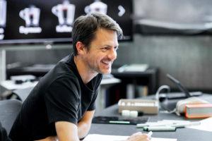Martin von Freeden, Head of the design team
