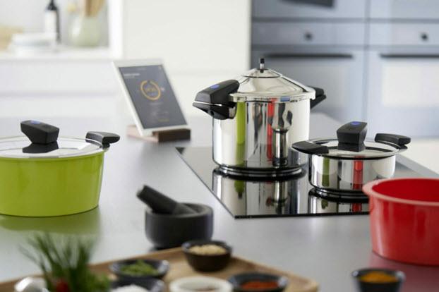 V-ZUG Guided Cooking Kuhn Rikon
