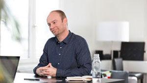 V-ZUG Daniel Kinek, Product Manager