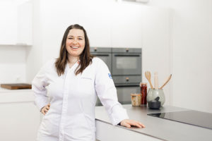 Raffaela Neussinger from V-ZUG reveals all about healthy steaming
