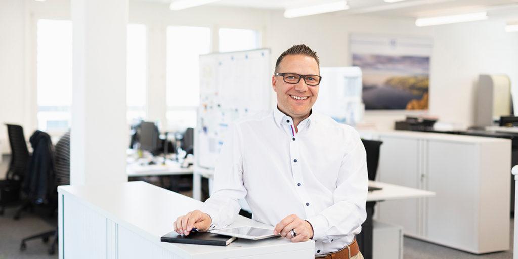 V-ZUG Ralph Buser Produktmanager
