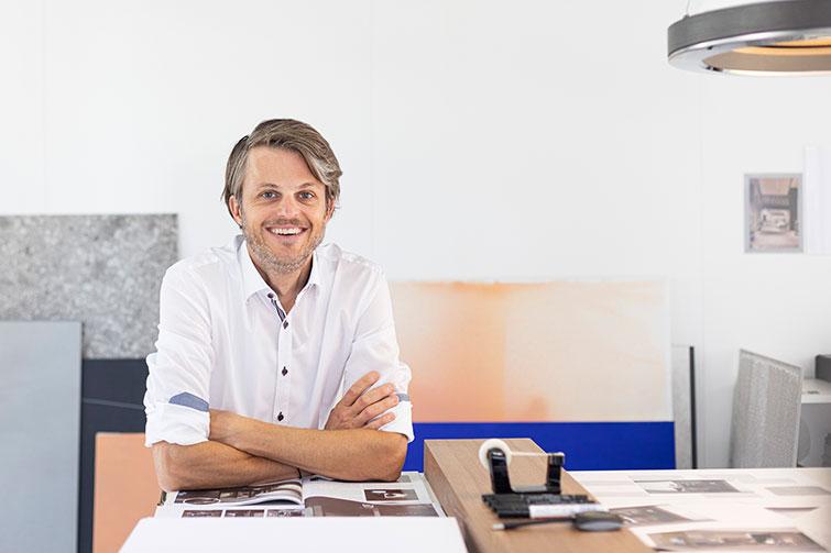 V-ZUG Martin Auf der Maur, responsable du Zugorama