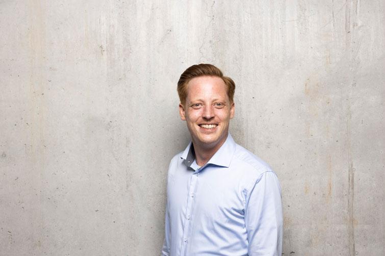Björn Weiss, responsable du projet Nouvelle construction à Sulgen
